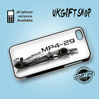 F1 MCLAREN MP4-29 JENSON BUTTON PHONE  CASE IPHONE 4-4S/5/5S/5C  FREE P&P