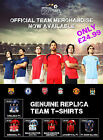 Personalised Football Shirts - Official Merchandise