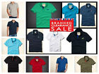 BNWT NEW MENS HOLLISTER POLO T-SHIRT All Sizes and Colours