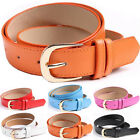 Womens/Ladies' New Arrival Skinny Leather Belts Faux Leather Belts 6 Colors IP23