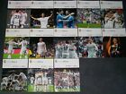 Real Madrid Home Programmes 2013 /14 & 2014 / 2015  Liga + UEFA Champions League
