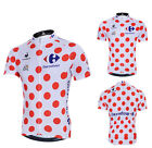 2014 Newest estival White Cycling Team Short Sleeve Men's Team Cycling Jersey