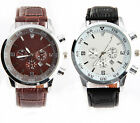MENS BOY QUARTZ WRIST WATCH LUXURY ARMY SPORT WRISTWATCHES STAINLESS STEEL