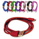 COLOURED USB CHARGING/SYNC CABLE LEAD WIRE FOR SAMSUNG GALAXY NOTE I9220 N7000