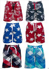 BOYS BOARD SWIM/CASUAL SHORTS-SIZES 2-3/3-4/5-6 YRS-NEW WITH TAGS
