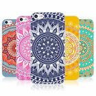 HEAD CASE MANDALA TPU GEL BACK CASE COVER FOR APPLE iPHONE 5C
