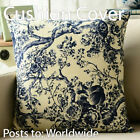 """Chinese old Blue and white Tree ANTIQUE Throw Pillow Case Cushion Cover 18""""or24"""""""