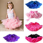 Baby Girl Kid Infant Toddler Pettiskirt Tutu Skirt Dress Party Dance Clothes 1Pc