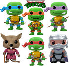 TEENAGE MUTANT NINJA TURTLES  -  POP FIGURE 6 DESIGNS TO CHOOSE FROM - FUNKO