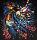 GRATEFUL DEAD STEAL YOUR ORBIT-Solar System Planets Astronomy Space Tshirt M-6XL