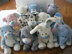 "BRAND NEW WITH TAGS 8"" MY BLUE NOSE FRIENDS SOFT TOYS - VARIOUS RARE CHARACTERS."