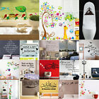DIY Quote Removable Art Home Design Room Decor Vinyl Wall Sticker Decal Mural