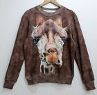 Giraffe Tide 3D Printed Sweater For Women Men Sweatshirts Tops Long  Sleeve