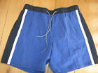 MARKS AND SPENCERS SWIM BOARD SHORTS FLOWER STRIPE XL
