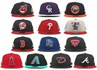 New Era Custom 59fifty MLB Team New Men Side Patch Fitted Hats Caps