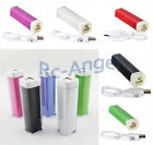 USB 2600mAh portable Power Bank External Battery charger for mobile devices