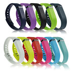 LARGE L Small Replacement Wrist Band &Clasp for Fitbit Flex Bracelet Silicone