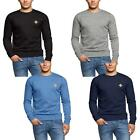 NEW MENS JACK & JONES TOP LONG SLEEVE SMART DESIGNER SWEATER JUMPER SIZE S-XXL