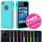 Shockproof Tough Heavy Duty Armor Tradie Shock Cover Case for Apple iPhone 4S 4