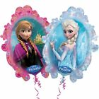 Disney Frozen Anna, Elsa & Olaf Foil Balloons !! Great Party Accessories!!