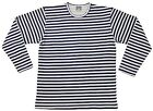 WINTER RUSSIAN MARINE STRIPED LONG SLEEVE T-SHIRT TELNYASHKA keep the cold out