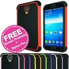 Shockproof Armor Heavy Duty Case Tough Cover Shock Proof for Samsung Galaxy S4
