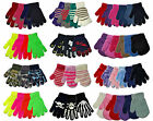 New Childrens Magic Gloves and Mittens Various Colours and Designs Winter BNWT