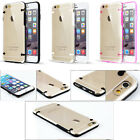 CLEAR Hard Back Silicone TPU Bumper Case Cover For New Apple iPhone 6 4.7 Air