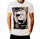 Vague Clothing Funny Chill Murray Slogan Fashion Tee Cotton Mens TShirt NEW NWT