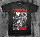 GOREROTTED 'Mutilated Woman' T shirt (Carcass Exhumed The Rotted Death Metal)