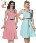 WHISPERING IVY retro 50's vintage style DRESS