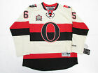 ERIK KARLSSON OTTAWA SENATORS 2014 HERITAGE CLASSIC REEBOK JERSEY WITH PATCH