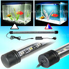 Aquarium Fish Tank Submersible LED Light Bar Lighting Lamp White/Blue/W+B 90CM
