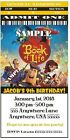 "The Book of Life -  Invitations - Customized 4 U! WE Print! 3""x6"""
