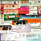 EUROPA LEAGUE QUALIFYING tickets 2009-2014 !  *select from list*