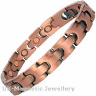 COPPER RICH MAGNETIC BRACELET - ARTHRITIS PAIN RELIEF (#BRC-10-MJ)