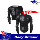 Adult Racing Body Armour Pressure Suit  Full Jacke MX ATV Quad Dirt Pit Bike