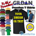 Personalised T Shirt Custom Printed TShirt Work Wear Your Text Here stag hen