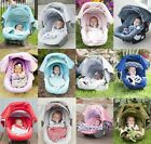 Внешний вид - The Whole Caboodle Car Seat Cover 5 Piece Set Year-round Use Canopy Baby Infant
