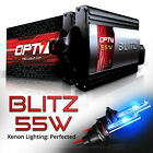 OPT7 H11 H8 H9 HID Kit 5000K 6000K 8K 10000K White Blue Xenon Conversion Light