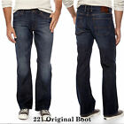"""Lucky Brand,Men's Jeans.""""221 ORIGINAL BOOT"""" Slim Fit,Low Rise,Boot Cut"""