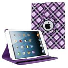 360 PU Leather Case For Apple NEW iPad 5th Gen 2017 2/3/4 Mini Air 1st 2nd Gen