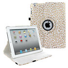 360 Premium PU Leather Cover Case for Apple NEW iPad 5th 2017 2/4/3 Mini Air Pro