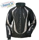 POLARIS Women's Black RICOCHET INSULATED Winter Snowmobile Jacket 2864154_