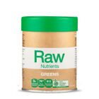 AMAZONIA RAW - RAW GREENS FORMULA - NATURAL, RAW AND LIVE INGREDIENTS