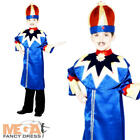 King Caspar Wise Men Boys Christmas Fancy Dress Costume