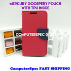 Samsung Galaxy Prime Mega 2 Alpha V A3 A5 Mercury Fancy Diary Casing Case Pouch