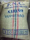 Colombia Supremo Unroasted Green Coffee Beans 3 lbs -10 lbs for serene roasting