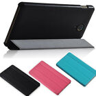 """Protective PU Leather With Hard Back Case Cover For 6"""" HP Slate 6 VoiceTab  MFK"""
