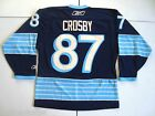 Pittsburgh Penguins Navy Blue SIDNEY CROSBY #87 NHL Reebok Jersey NEW Size XL